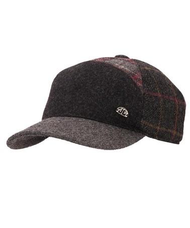Jam  Baseball Patch Şapka Gri Gri